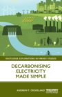 Image for Decarbonising electricity made simple