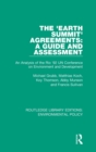 Image for The 'Earth Summit' agreements  : a guide and assessment