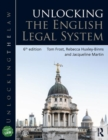 Image for Unlocking the English legal system