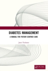Image for Diabetes management  : a manual for patient-centred care