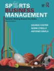 Image for Sports business management  : decision making around the globe