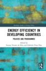 Image for Energy efficiency in developing countries  : policies and programmes