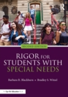 Image for Rigor for students with special needs