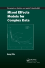 Image for Mixed Effects Models for Complex Data