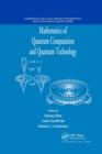 Image for Mathematics of Quantum Computation and Quantum Technology