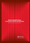 Image for Advanced applications in acoustics, noise and vibration