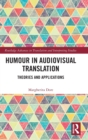 Image for Humour in audiovisual translation  : theories and applications