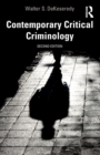 Image for Contemporary critical criminology