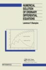 Image for Numerical Solution of Ordinary Differential Equations