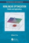 Image for Nonlinear Optimization : Models and Applications