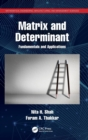 Image for Matrix and determinant  : fundamentals and applications
