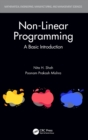 Image for Non-linear programming  : a basic introduction
