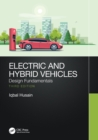 Image for Electric and hybrid vehicles  : design fundamentals
