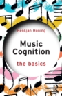 Image for Music cognition