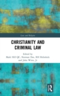 Image for Christianity and criminal law