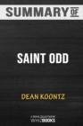Image for Summary of Saint Odd : An Odd Thomas Novel by Dean Koontz: Trivia/Quiz for Fans