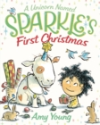 Image for A unicorn named Sparkle's first Christmas