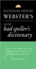 Image for Random House Webster's Pocket Bad Speller's Dictionary