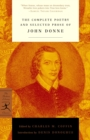 Image for Complete poetry & selected prose of J. Donne