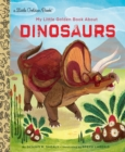 Image for My little golden book about dinosaurs