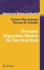 Image for Dynamic regression models for survival data