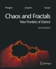 Image for Chaos and fractals: new frontiers of science