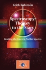 Image for Spectroscopy  : the key to the stars
