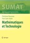 Image for Mathematiques et technologie : x-9218-2300-0