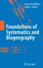 Image for Foundations of Systematics and Biogeography