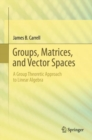 Image for Groups, Matrices, and Vector Spaces: A Group Theoretic Approach to Linear Algebra
