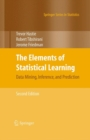 Image for The elements of statistical learning  : data mining, inference, and prediction