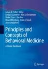 Image for Principles and concepts of behavioral medicine: a global handbook