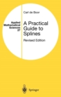 Image for A practical guide to splines