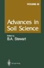Image for Advances in Soil Science : Volume 10