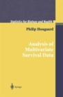 Image for Analysis of Multivariate Survival Data