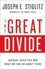Image for The great divide  : unequal societies and what we can do about them