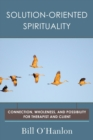 Image for Solution-oriented spirituality  : connection, wholeness, and possibility for therapist and client
