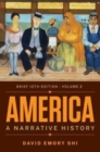 Image for America  : a narrative historyVolume 2