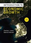 Image for Introduction to Economic Growth