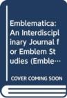 Image for Emblematica : An Interdisciplinary Journal for Emblem Studies