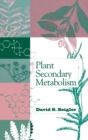 Image for Plant secondary metabolism