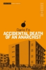 Image for Accidental death of an anarchist