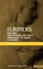 """Image for Euripides  : plays2 : v.2 : """"Cyclops"""", """"Hecuba"""", """"Iphigenia in Aulis """"and """"Trojan Women"""""""