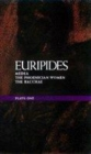 """Image for Euripides  : plays1 : v.1 : """"Medea"""", """"Phoenician Women"""", """"Bacchae"""""""