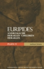 """Image for Euripides  : plays5 : v.5 : """"Andromache"""", """"Herakles Children""""and """"Herakles"""""""