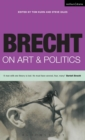 Image for Brecht on art and politics