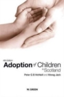 Image for Adoption of children in Scotland