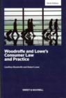 Image for Woodroffe & Lowe's consumer law and practice
