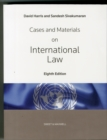 Image for Cases and Materials on International Law
