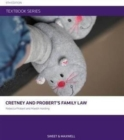 Image for Cretney and Probert's Family Law